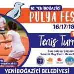 Yeniboğaziçi Pulya Festivali Puansız Açık Tenis Turnuvası…