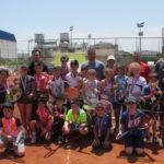 KKTC Milli Eğitim ve Kültür Bakanlığı İlkokullar Tenis Şampiyonası…