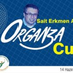 ORGANZA CUP 8 YAŞLAR İÇİN ÖNEMLİ DUYURU…