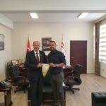 Kuzey Kıbrıs Tenis Federasyonundan Başbakana ziyaret…
