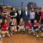 KKTF 2019-2020 NICOSIA MOTORS TENİS LİGİ ŞAMPİYONU GAÜ…
