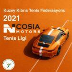 KKTF 2021 NICOSIA MOTORS TENİS LİGİ 2. DEVRESİ…