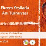 PSKD EKREM YEŞİLADA ANI TURNUVASI Fikstür ve Maç Programları..